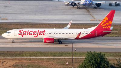 VT-SLC - Boeing 737-9GJER - SpiceJet