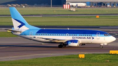 ES-ABL - Boeing 737-5L9 - Estonian Air