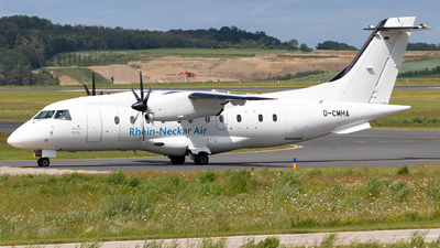 D-CMHA - Dornier Do-328-110 - Rhein-Neckar Air (MHS Aviation)
