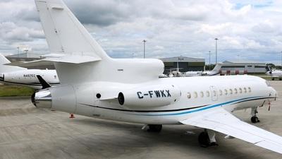 C-FWKX - Dassault Falcon 900B - Private