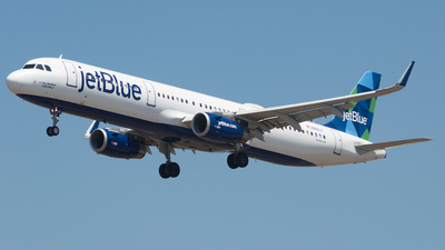 N962JT - Airbus A321-231 - jetBlue Airways