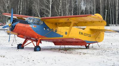 EW-237CD - PZL-Mielec An-2R - Grodno Aviakompania