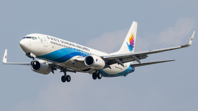 B-1159 - Boeing 737-83Z - Donghai Airlines