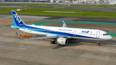 JA139A - Airbus A321-272N - All Nippon Airways (ANA)