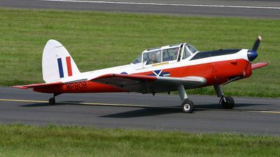 G-BDEU - De Havilland Canada DHC-1 Chipmunk 22 - Private