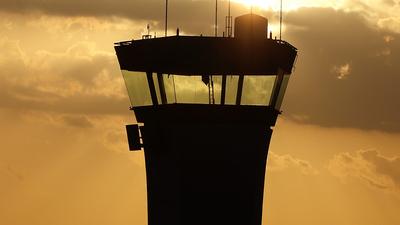 KIAH - Airport - Control Tower