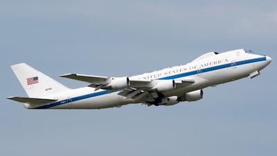 74-0787 - Boeing E-4B - United States - US Air Force (USAF)