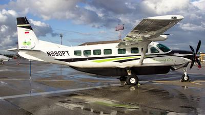 A picture of N890PT - Cessna 208B Grand Caravan - [208B5579] - © MSA130