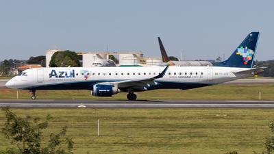 PR-AYZ - Embraer 190-200IGW - Azul Linhas Aéreas Brasileiras