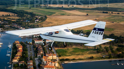 I-5698 - Tecnam P92 Echo - Private