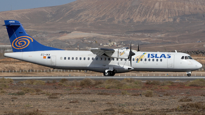 EC-IKK - ATR 72-201 - Islas Airways