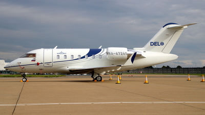 RA-67245 - Bombardier CL-600-2B16 Challenger 650 - Private