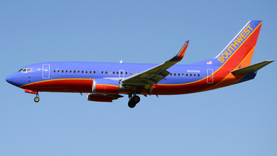 N606SW - Boeing 737-3H4 - Southwest Airlines