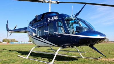 G-LONE - Bell 206L-1 LongRanger - Central Helicopters