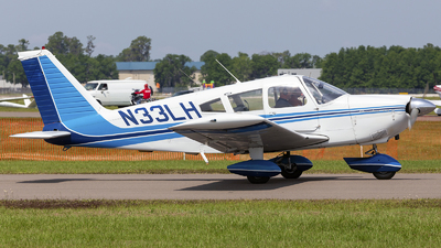 N33LH - Piper PA-28-235 Cherokee - Private