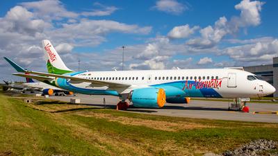 C-FOWU - Airbus A220-371 - Air Vanuatu