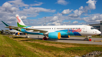 A picture of CFOWU - Airbus A220100 - Airbus - © Mark Brandon