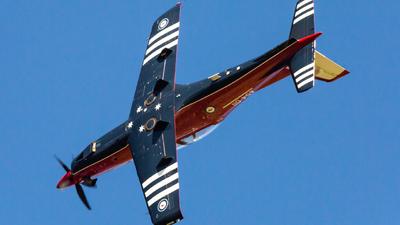 A picture of A54011 - Pilatus PC21 -  - © Tai Morton
