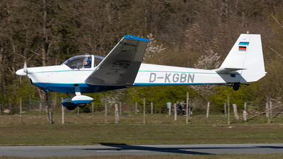D-KGBN - Scheibe SF.25C Falke - Private