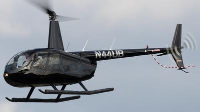 N44UB - Robinson R44 Clipper II - Private