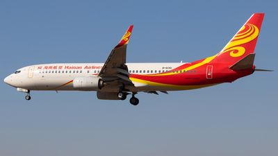 B-6061 - Boeing 737-84P - Hainan Airlines