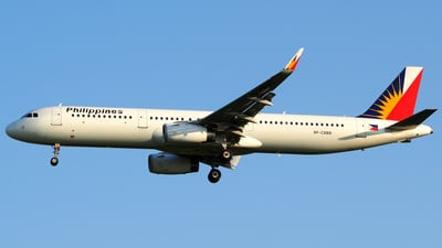 RP-C9919 - Airbus A321-231 - Philippine Airlines