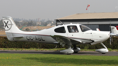 CC-ABL - Cirrus SR22-GS Turbo - Private