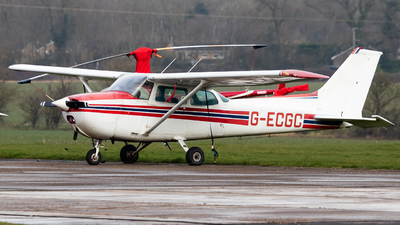 G-ECGC - Reims-Cessna F172N Skyhawk II - Private