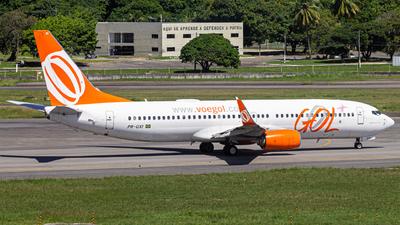 PR-GXI - Boeing 737-8EH - GOL Linhas Aéreas