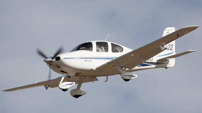 N802CD - Cirrus SR22 - Private