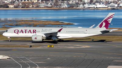 A7-AMH - Airbus A350-941 - Qatar Airways