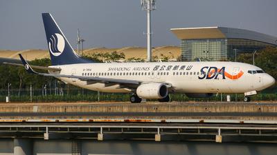 B-7806 - Boeing 737-85N - Shandong Airlines