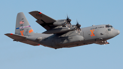 93-7314 - Lockheed C-130H Hercules - United States - US Air Force (USAF)