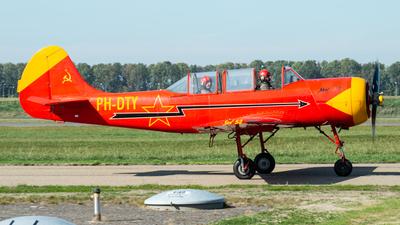 PH-DTY - Yakovlev Yak-52 - Private