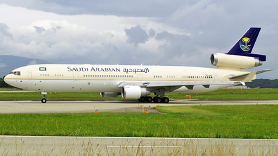 HZ-HM7 - McDonnell Douglas MD-11 - Saudi Arabia - Royal Flight