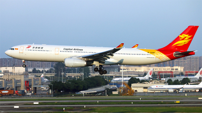 B-305R - Airbus A330-343 - Capital Airlines