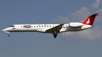 C9-MEX - Embraer ERJ-145MP - MEX-Mocambique Expresso