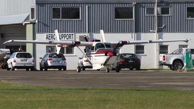 ZK-SVY - Reims-Cessna FT337G Skymaster - Landpro Aerial Survey