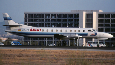 EC-FPC - Swearingen SA226-TC Metro II - Swiftair
