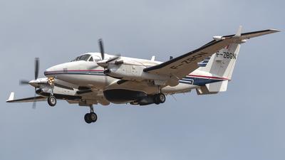 F-ZBGN - Beechcraft B300 King Air 350ER - France - Customs