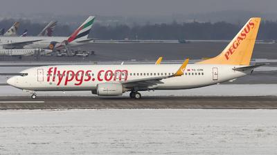 TC-CPK - Boeing 737-82R - Pegasus Airlines