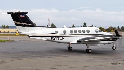 N177LA - Beechcraft B200 Super King Air - Erickson Aviation