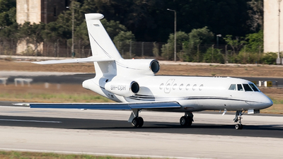 9H-CGH - Dassault Falcon 50EX - SkyFirst