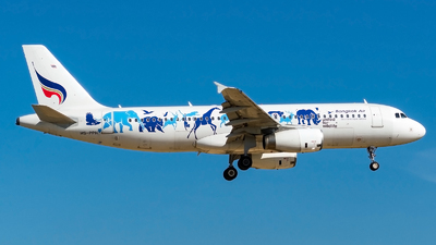 HS-PPH - Airbus A320-232 - Bangkok Airways