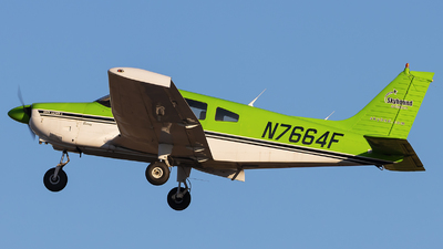 A picture of N7664F - Piper PA28181 - [287790210] - © Maik Voigt
