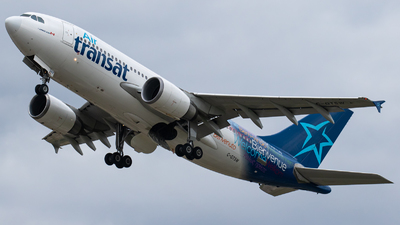 C-GTSW - Airbus A310-304 - Air Transat