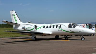 A picture of LVCTT - Cessna 550 Citation II - [5500095] - © Bruno Orofino