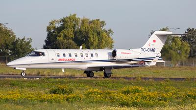 TC-CMB - Bombardier Learjet 45 - Redstar Aviation