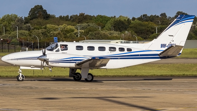 VH-OXY - Cessna 441 Conquest - Private