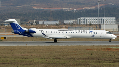 B-3118 - Bombardier CRJ-900LR - China Express Airlines
